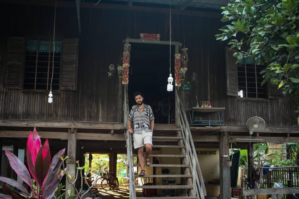 Alojamento-ilha-kratie