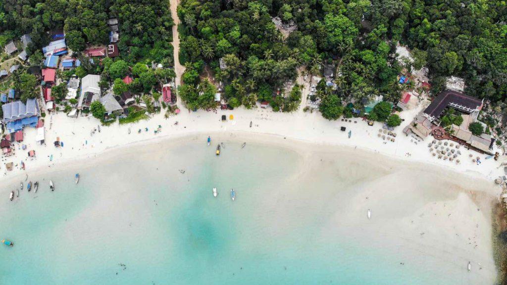 vista-aerea-ilhas-perhentian