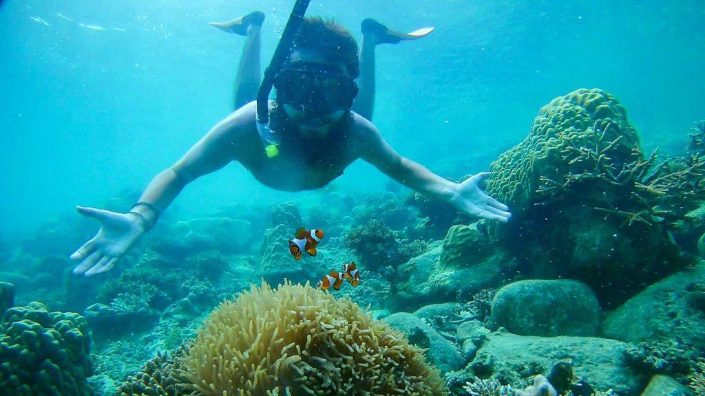 snorkeling-nemo-ilhas-perhentian
