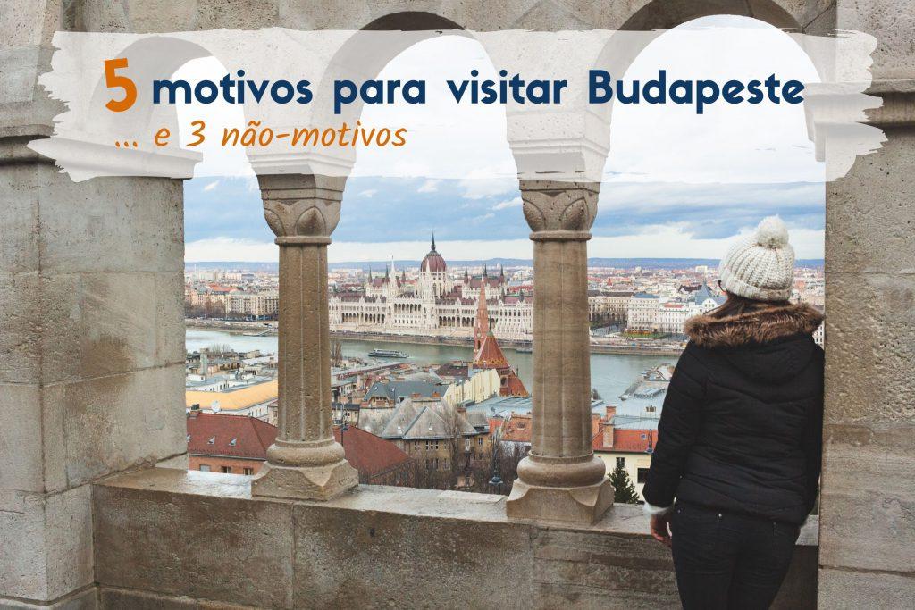 motivos para visitar budapeste
