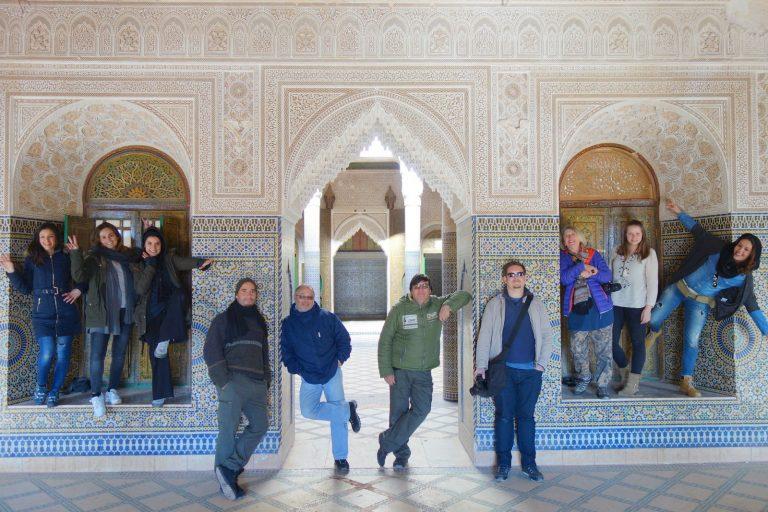 Viagem em grupo a Marrocos