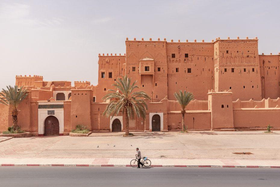 Visitar Ouarzazate e o Casbá Taourirt